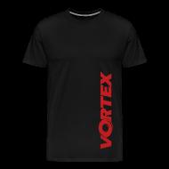 T-Shirts ~ Men's Premium T-Shirt ~ Vortex Vertical Tee