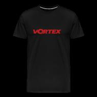 T-Shirts ~ Men's Premium T-Shirt ~ Vortex Tee