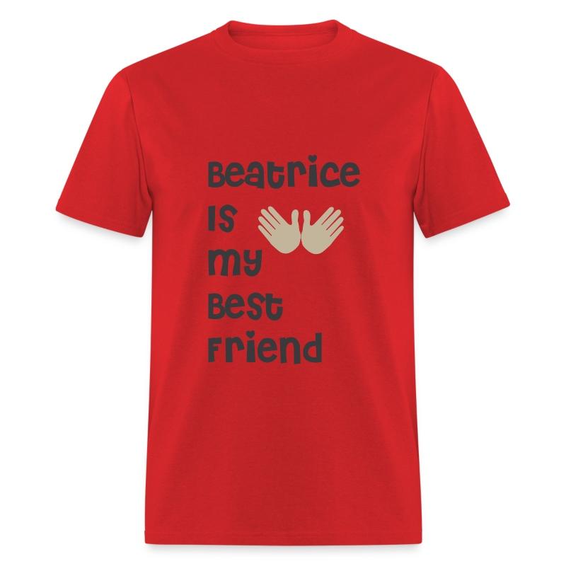 beatriceimbf2 - Men's T-Shirt