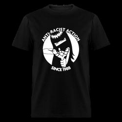 Anti-racist action, since 1988 Antifa - Anti-racist - Anti-nazi - Anti-fascist - RASH - Red And Anarchist Skinheads