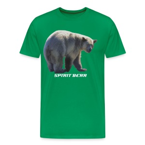 Sacred Spirit Bear - Men's Premium T-Shirt