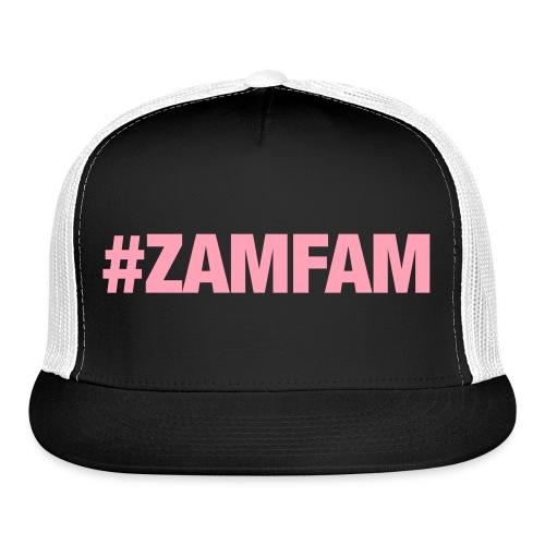 ZamFam2 - Trucker Cap