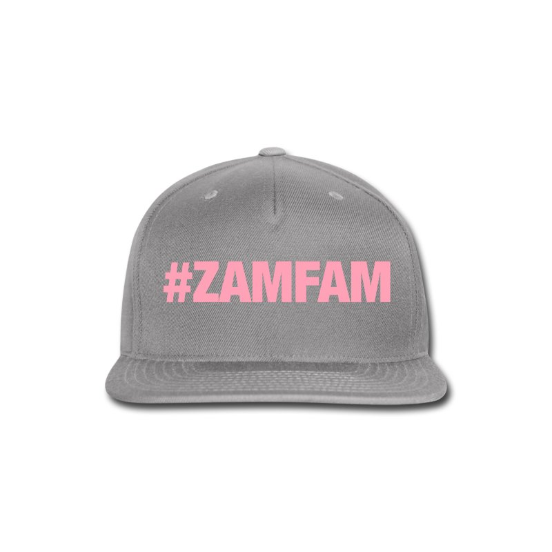 ZamFam2 - Snap-back Baseball Cap