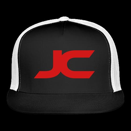 JC Logo Trucker Hat - Trucker Cap
