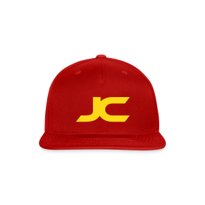JC Logo Snapback - Snap-back Baseball Cap
