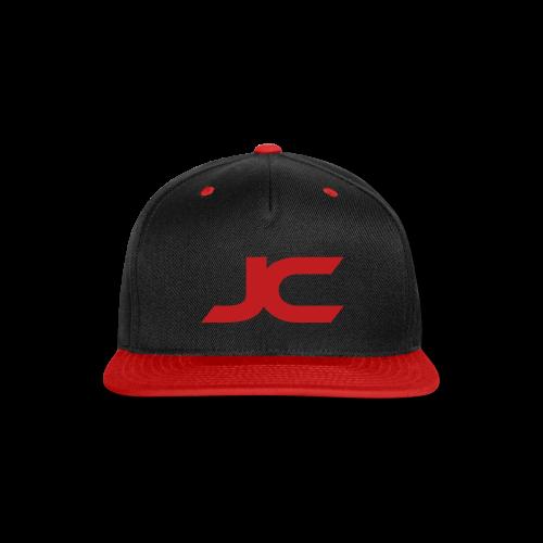 JC Logo Snapback - Snap-back Baseball Cap