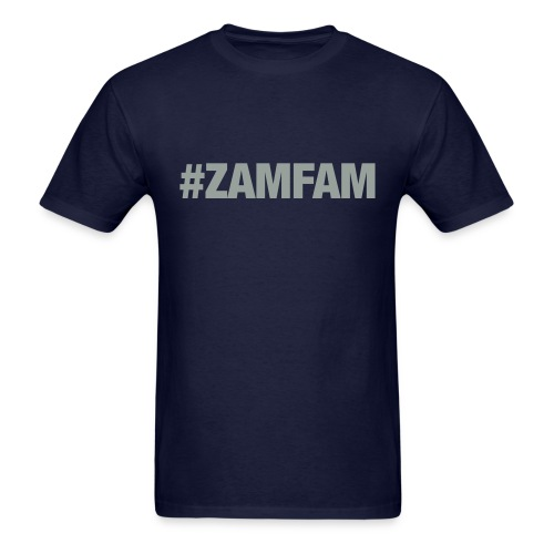 ZamFam2 - Men's T-Shirt