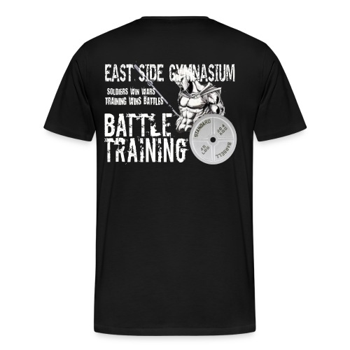 ESG300 BLK - Men's Premium T-Shirt