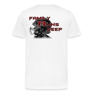 Family Runs Deep - Men's Premium T-Shirt