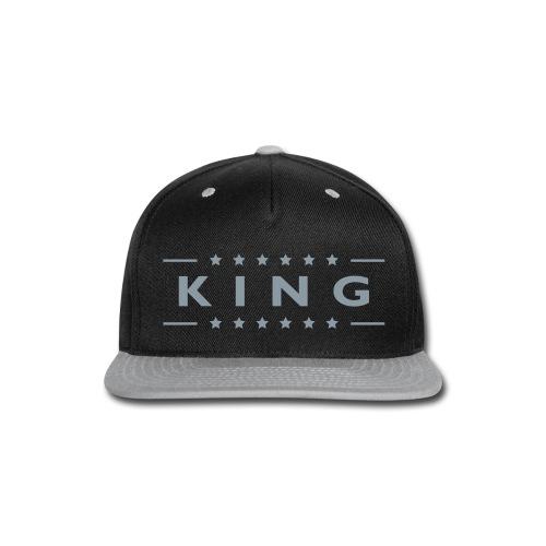 King Snapback - Snap-back Baseball Cap