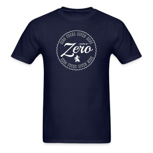 Zero F*cks Given Here - Men's T-Shirt