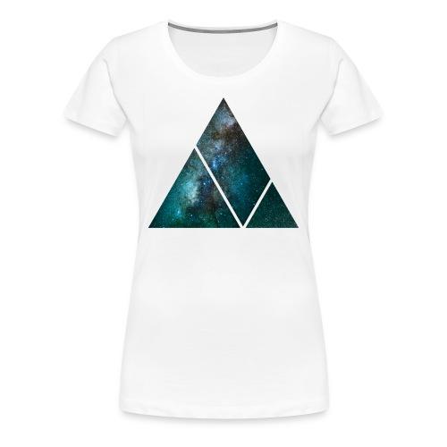 Milky Way  - WOMENS - Women's Premium T-Shirt