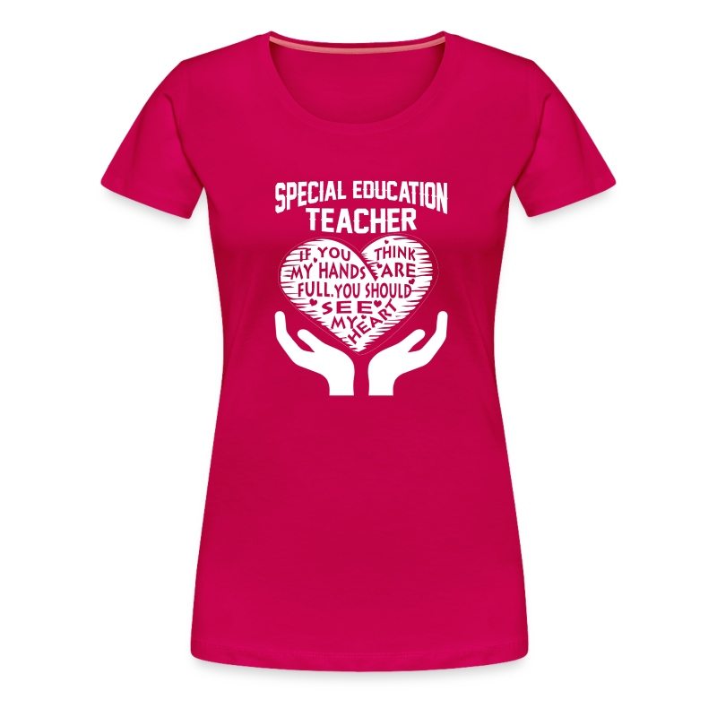 Special education teache t shirt spreadshirt for T shirt design for education