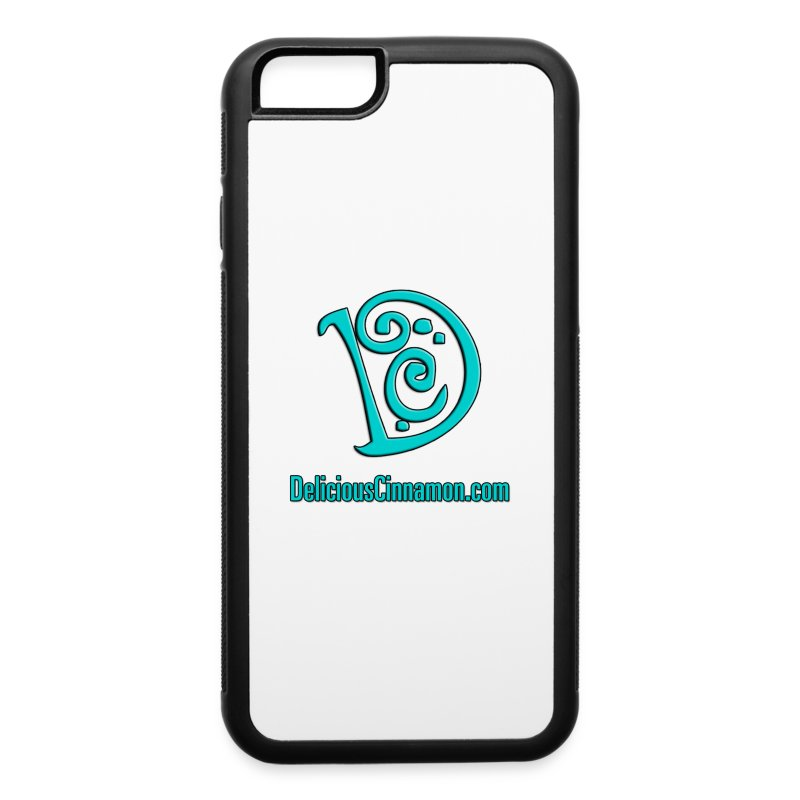 DC Logo Case for iPhone 6 - iPhone 6/6s Rubber Case