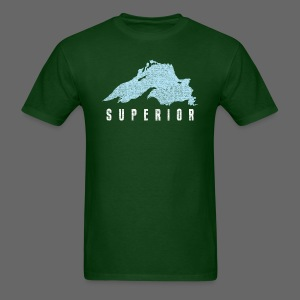 Lake Superior - Men's T-Shirt