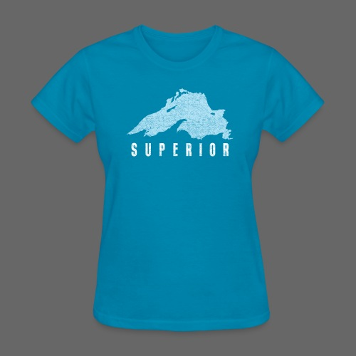 Lake Superior - Women's T-Shirt