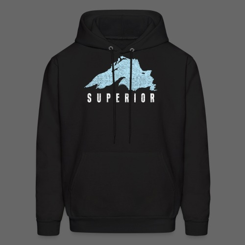 Lake Superior - Men's Hoodie