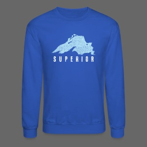 Lake Superior - Crewneck Sweatshirt