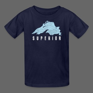 Lake Superior - Kids' T-Shirt