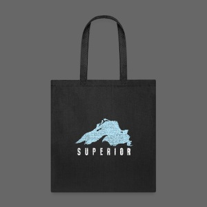 Lake Superior - Tote Bag