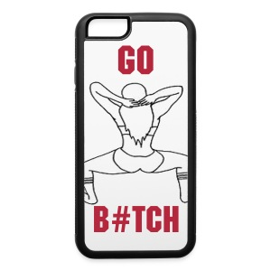 Go Bitch - iPhone 6/6s Rubber Case