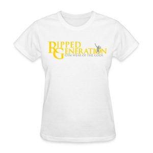 Ladies T-Shirt Ripped Generation - Women's T-Shirt