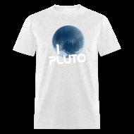 T-Shirts ~ Men's T-Shirt ~ I Heart Pluto shirt