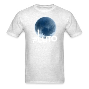 I Heart Pluto shirt - Men's T-Shirt