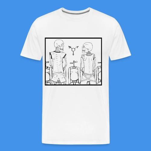 Same Under Our Skin shirt - Men's Premium T-Shirt