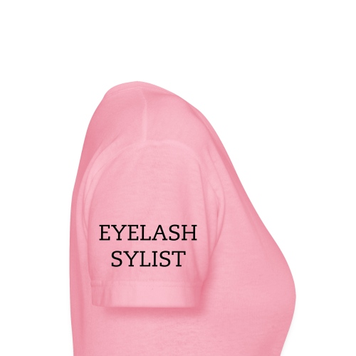 Eyelash Stylist V-Neck T-Shirt - Women's V-Neck T-Shirt