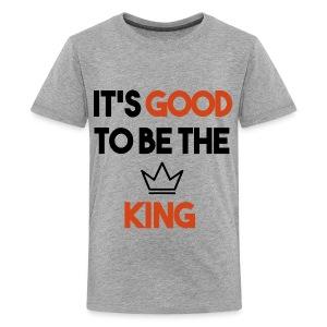 Kids King Tee - Kids' Premium T-Shirt