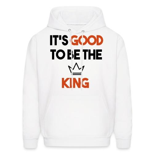 Mens King Hoodie - Men's Hoodie