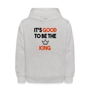 Kids King Sweatshirt - Kids' Hoodie