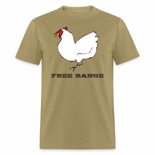 Free Range  - Men's T-Shirt