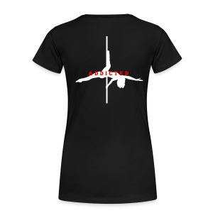 Pole Fitness - Women's Premium T-Shirt