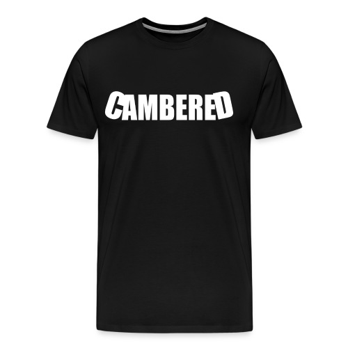 Velocity - CAMBERED - Men's Premium T-Shirt