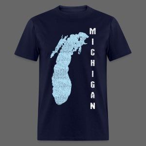 Just Lake Michigan - Men's T-Shirt