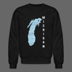 Just Lake Michigan - Crewneck Sweatshirt