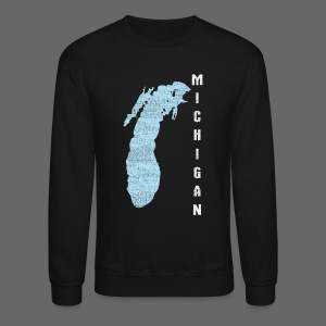 Just Lake Michigan - Crewneck Sweatshirt