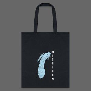Just Lake Michigan - Tote Bag
