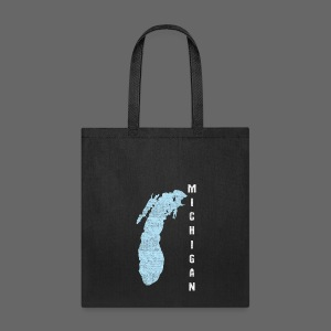 Just Lake Michigan - Tote Bag