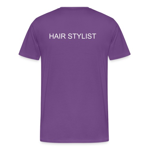 Hair Stylist Premium T-Shirt - Men's Premium T-Shirt