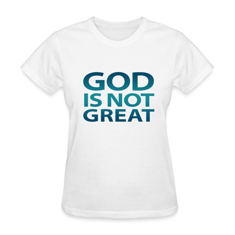 atheist_sdesigns.png - Women's T-Shirt