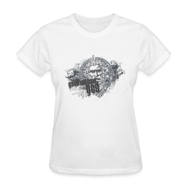 good_qithout_god (1).png - Women's T-Shirt