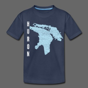 Just Lake Huron - Toddler Premium T-Shirt