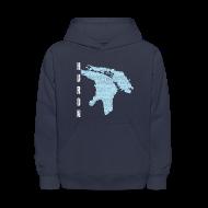 Sweatshirts ~ Kids' Hoodie ~ Just Lake Huron