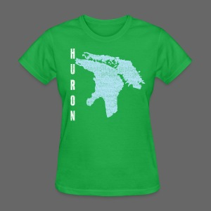 Just Lake Huron - Women's T-Shirt