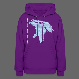 Just Lake Huron - Women's Hoodie
