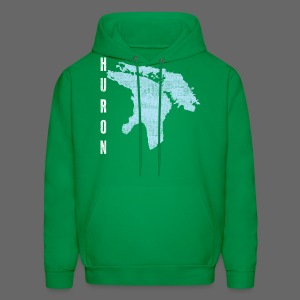 Just Lake Huron - Men's Hoodie