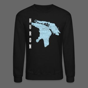 Just Lake Huron - Crewneck Sweatshirt